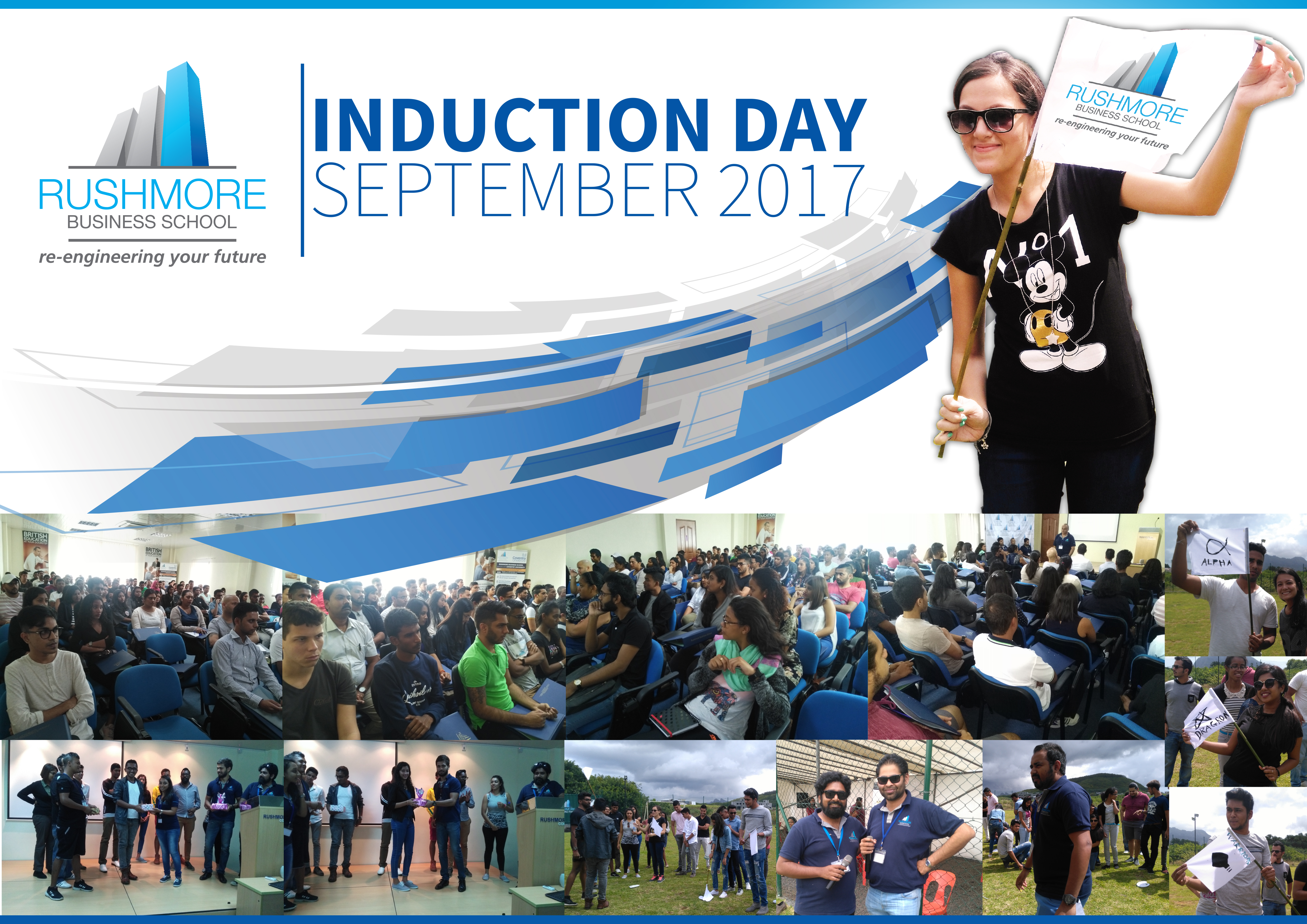 2017 INDUCTION DAY